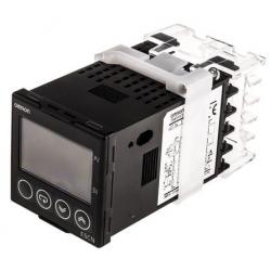 CONTROL TERMOPAR/PT100 24AC/DC RELE
