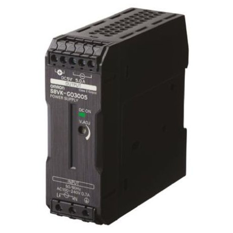 FUENTE ALIMENT.  5V 5A    30W CARRIL