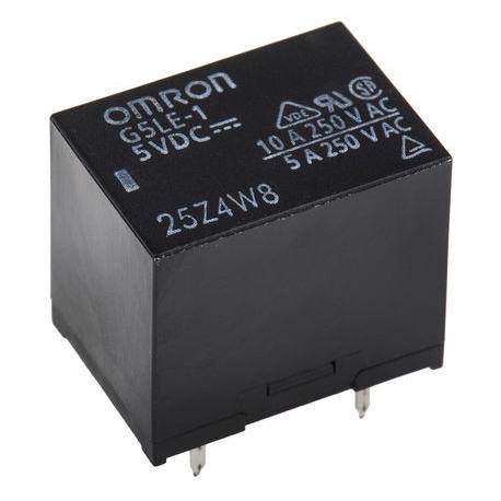 RELE C.I. SPDT SELLADO 10A 24VDC