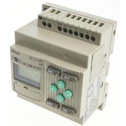 CONTROLADOR LOGIC.6E/4S 12-24DC RELE LCD