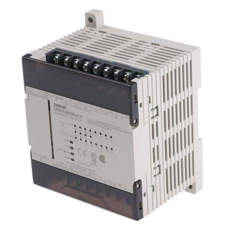 CPU 12E/8S AC SALIDAS RELE