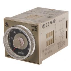 TEMPORIZADOR DPDT S 48X48 200/240VAC
