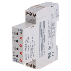 CICLICO 17,5MM DIN ON/OFF 24ACDC/230AC