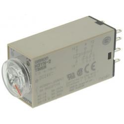 MINI-TEMPORIZADOR 1S-10MIN 24VDC