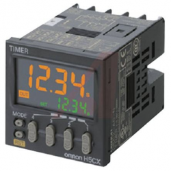 TEMPORIZA.DIGITAL 8 PINS 12-24VDC/24VAC