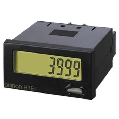 TACOMETRO LCD GRIS ENT.CC PNP/NPN 5 DIG.