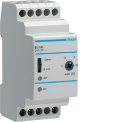 RELE CONTROL TENSION 230V MONOF.