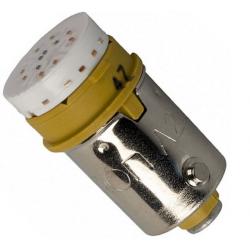 LED 24VCA/VCC AMARILLO